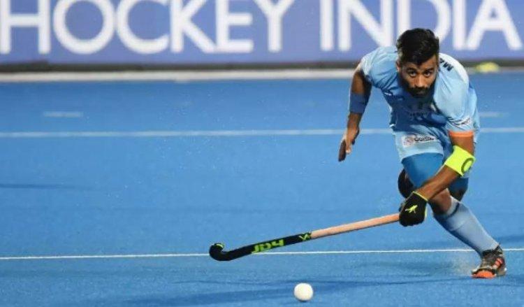 டோக்கியோ ஒலிம்பிக் ஹாக்கி - லீக் ஆட்டத்தில் இந்தியா வெற்றி