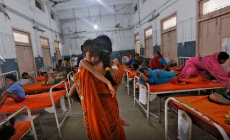 காய்ச்சல், வயிற்றுப்போக்கு காரணமாக 130 குழந்தைகள் மருத்துவமனையில் அனுமதி